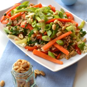 Vegetable Fried Rice 1