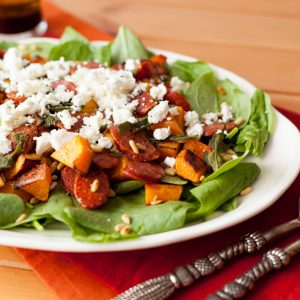 butternut_chorizo_salad_i_love_cooking_ireland