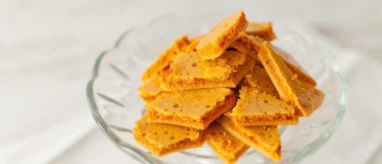 honeycomb recipe I love Cooking