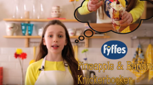 Fyffes Banana & Pineapple Knickerbockery Glory Recipe