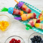 Yummy Fruity Ice Pops