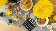 Kids Cook Club Fyffes Banana Split Party