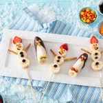 Fyffes Banana Snowmen & Penguins