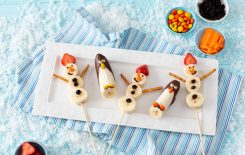 Banana Snowmen Penguins